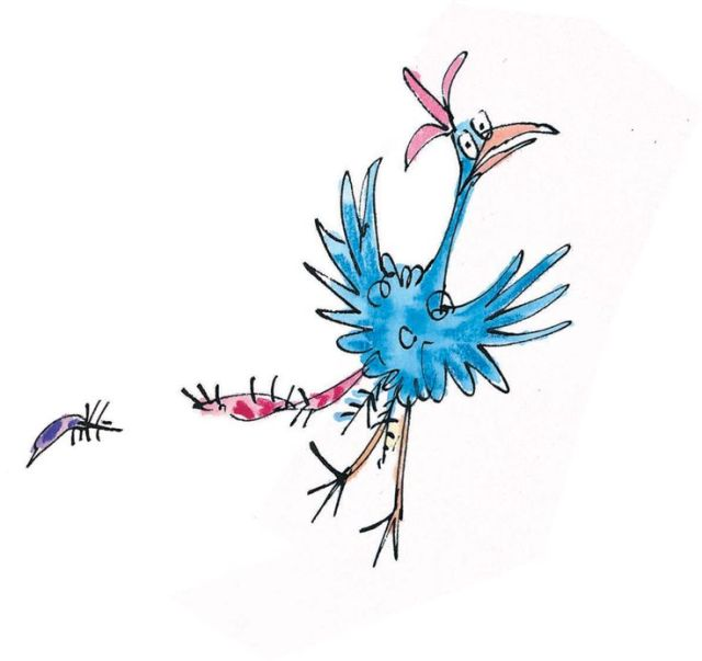 Roly Poly Bird Image via pinterest