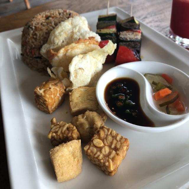 Lunch at Montigo Resorts, Batam