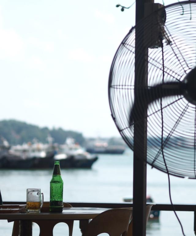 live seafood restaurant pulau ubin
