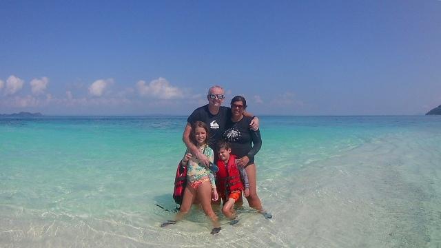 Snorkelling excursion from Sea Gypsy
