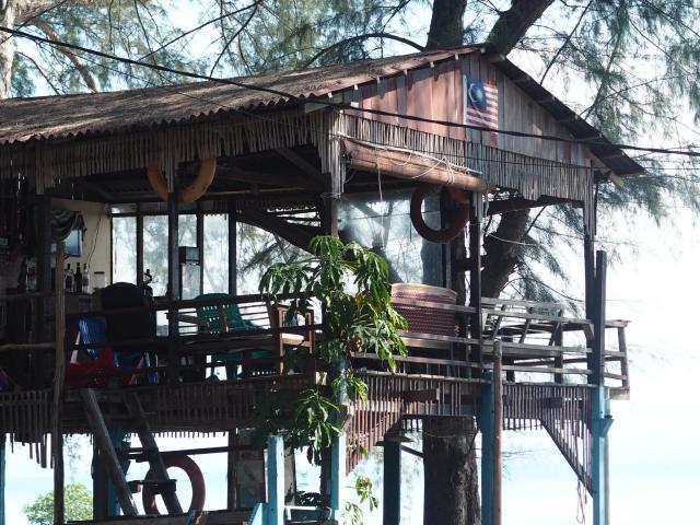 Local pub on the Kampong Walk