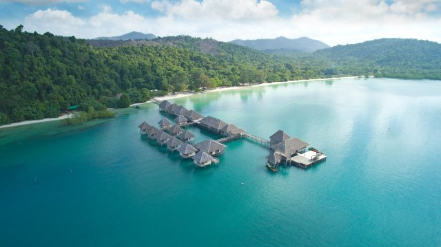Telunas Beach Resort, Indonesia (Image courtesy of Telunas Beach Resort)