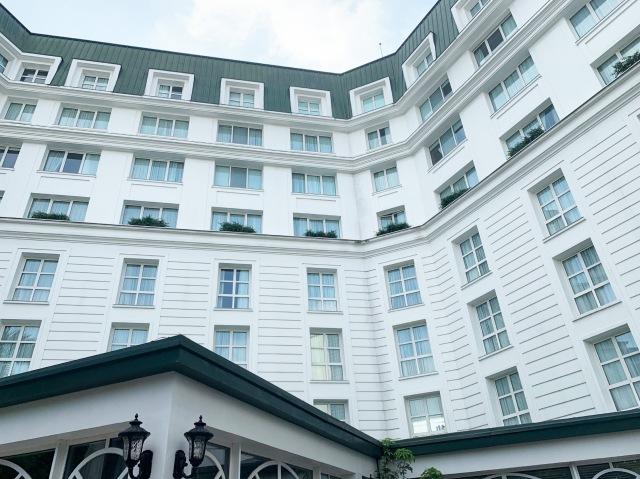 The Metropole Hotel, Hanoi