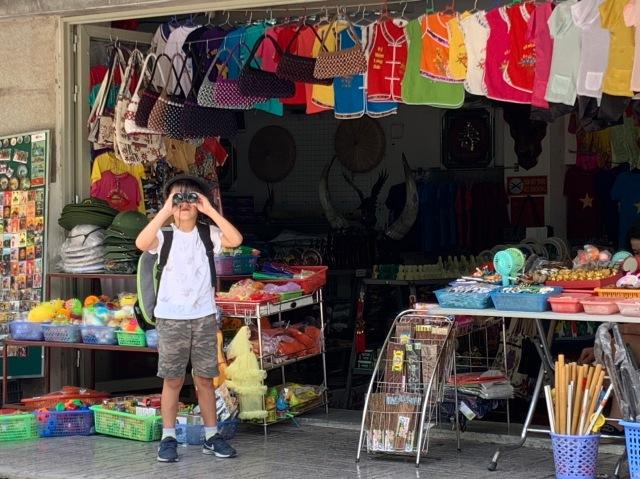 Shopping, Hanoi, Vietnam