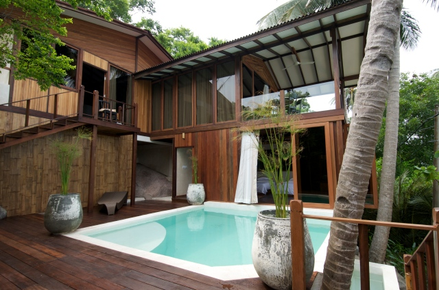 Pool at Japamala Resort, Tioman, Malaysia (Image courtesy of Japamala Resort)
