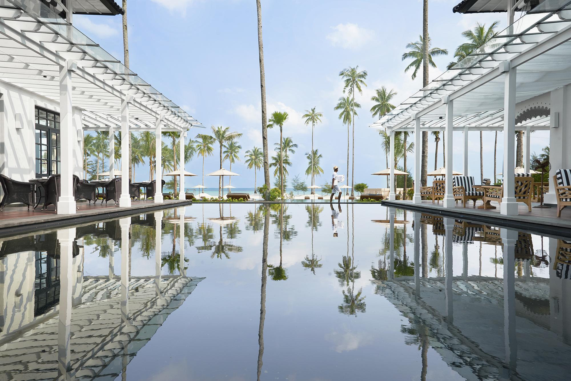Pool at The Sanchaya Resort, Bintan, Indonesia (Image courtesy of The Sanchaya)