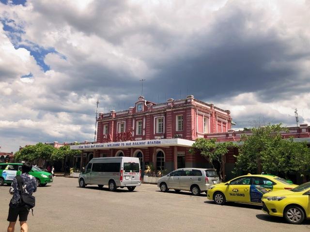 Hue Train Station, Vietnam