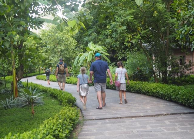 Kong Movie Set, Sunshine Valley Boat Ride, Ninh Binh, Vietnam