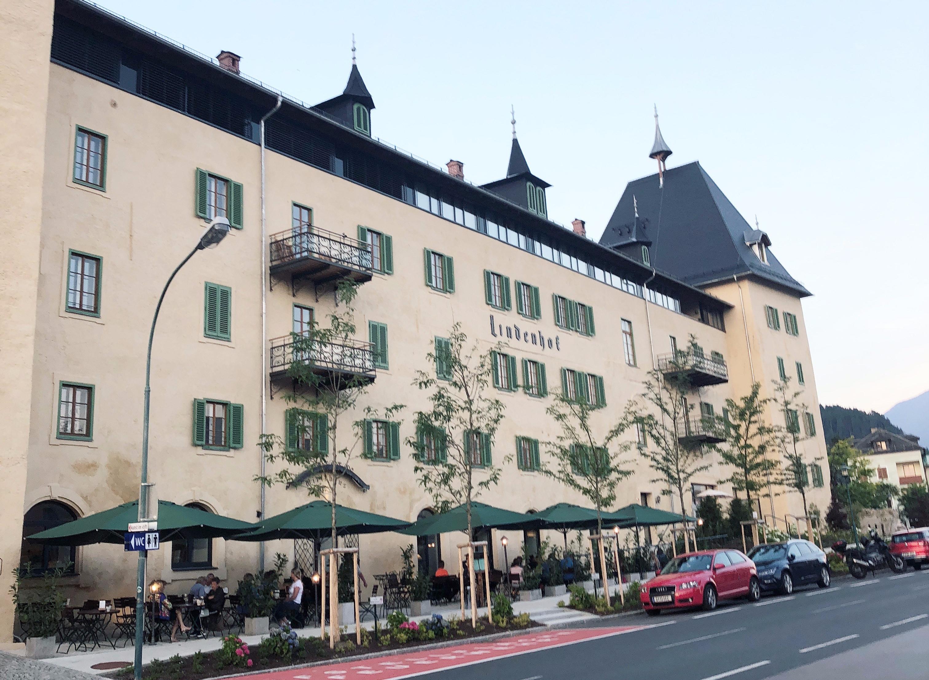 Lidenhof, Millstatt
