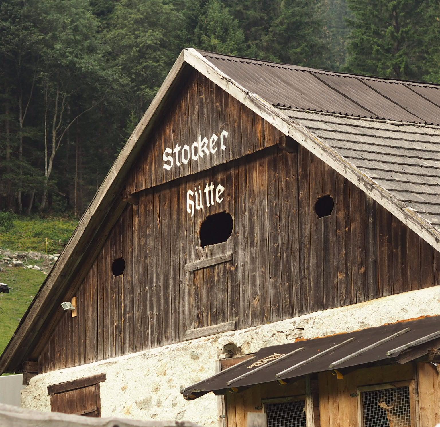 Stockerhütte Mallnitz