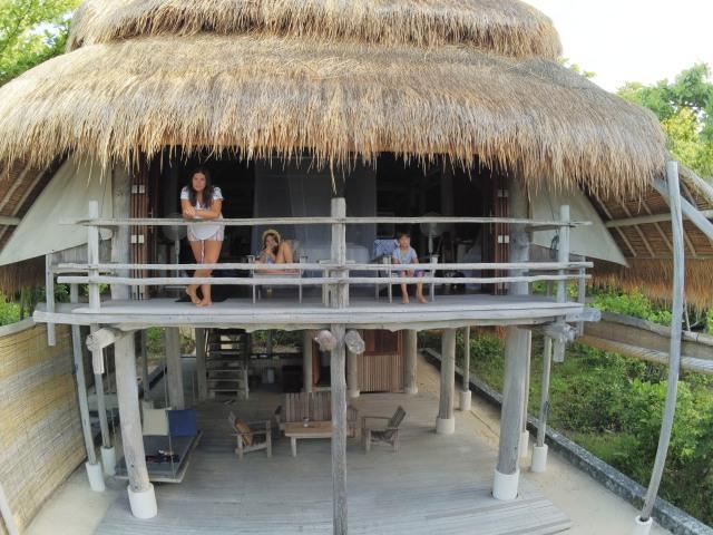 The Villas, Nikoi Island