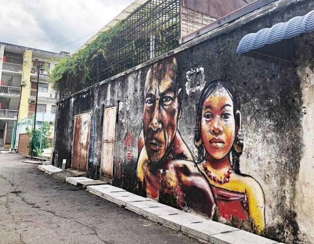 Street Art, Armenian Street Penang