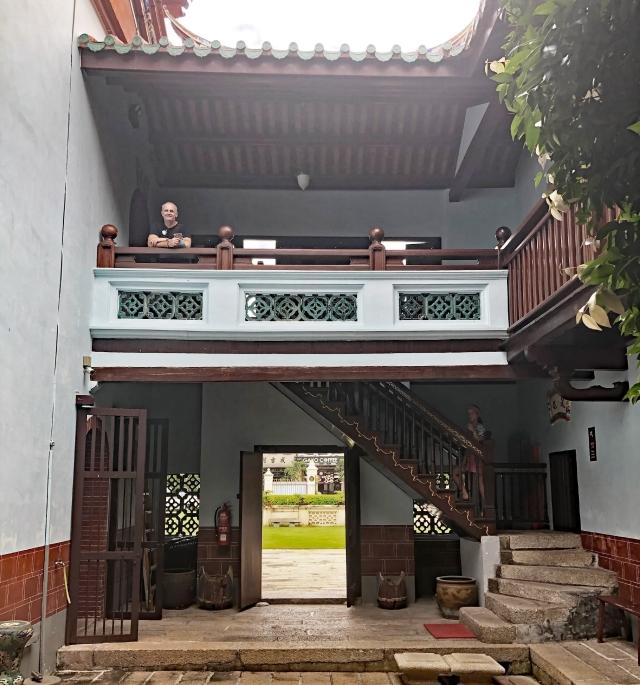 Seh Tek Tong Cheah Kongsi, Penang