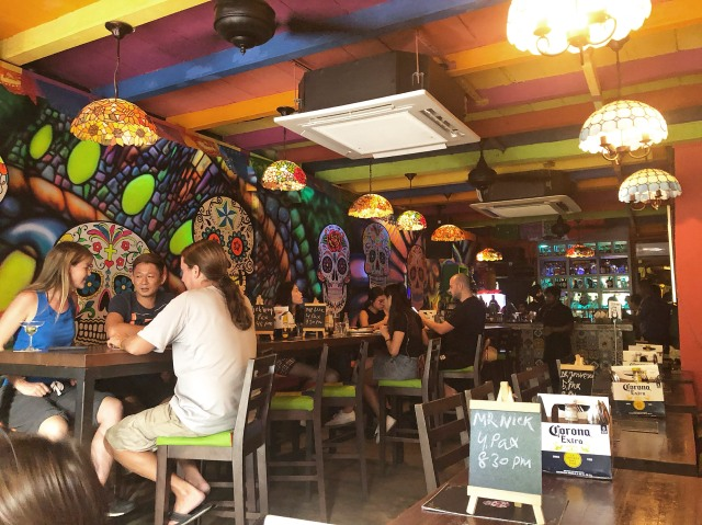 Holy Guacamole Mexican Restaurant, George Town