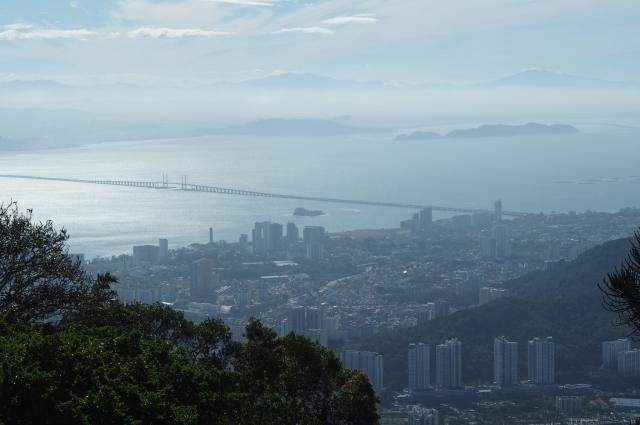 The Views from Penang Hill, Penang