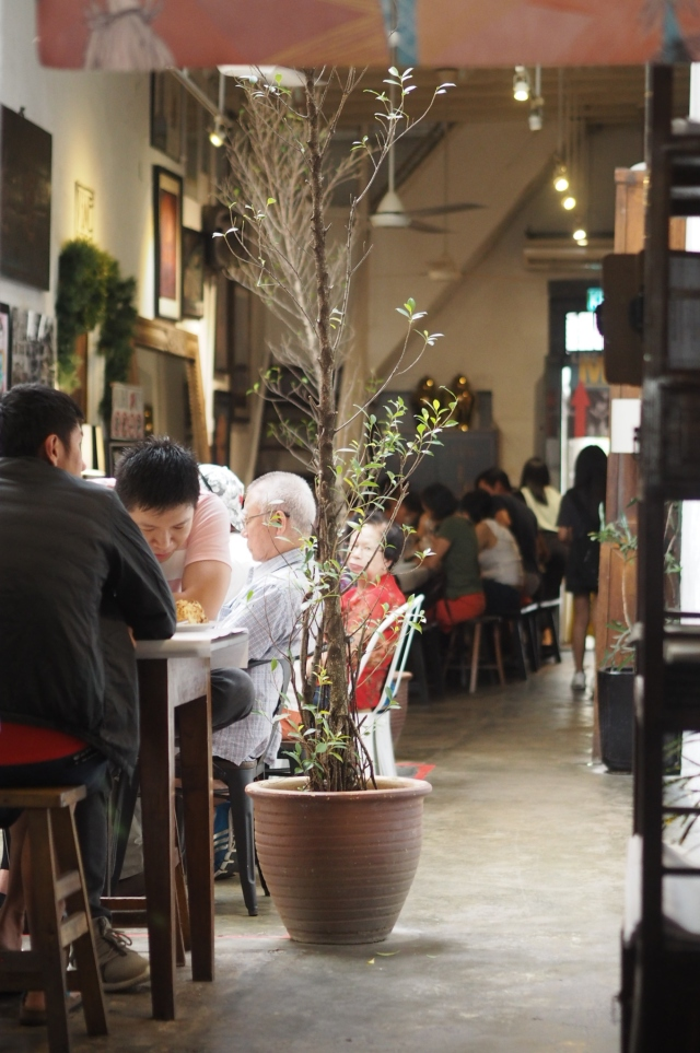 China House Cafe, George Town