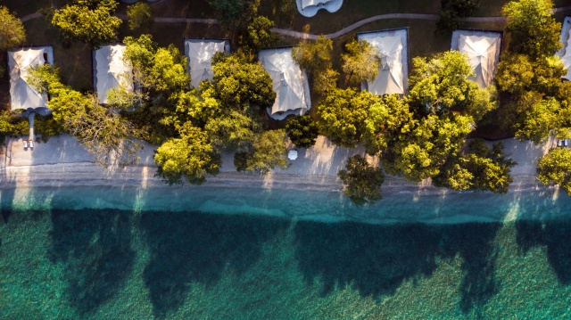 Amanwana Resort, Moyo Island (Image courtesy of Amanwana)