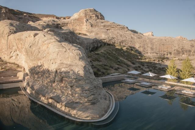 (Image courtesy of Amangiri, Utah)