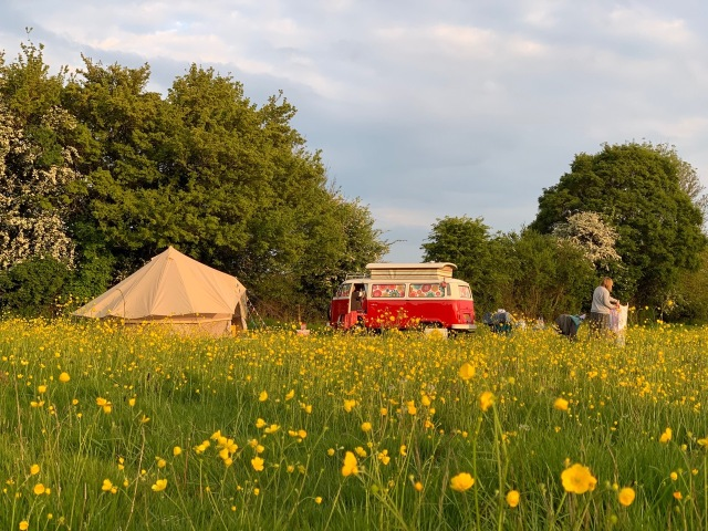 (Image courtesy of Sunnyfield Camping)