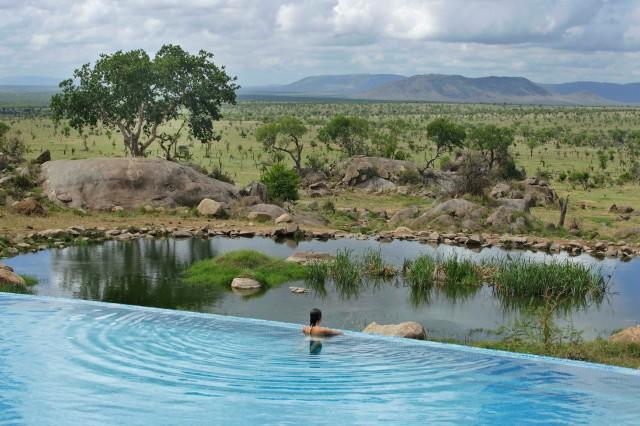 Four Seasons, Serengeti, Africa (Image Courtesy of Four Seasons)