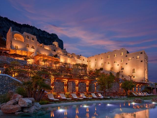 (Image courtesy of Monastero Santa Rosa, Amalfi Coast)
