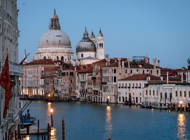 Venice, Italy (Image courtesy of Matteo Gazzarata)
